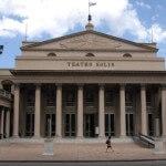 Teatro Solís Montevideo