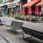 Peatonal Bacacay, Montevideo