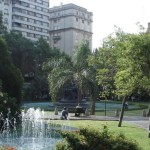 Plaza del Entrevero, Montevideo