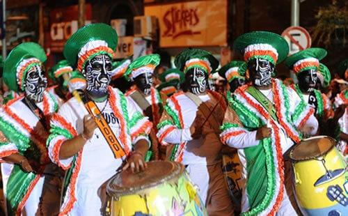 Desfile de Carnaval de Montevideo 2014