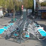 Bicicletas en Montevideo