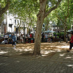 Plaza Matriz de Montevideo