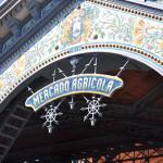 Mercado Agricola, Montevideo