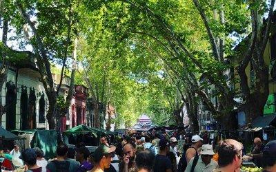Feria de Tristán Narvaja