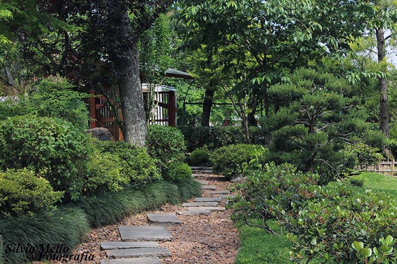 Fotos del Jardín Japonés de Montevideo