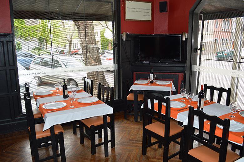 Gastronomía en Montevideo