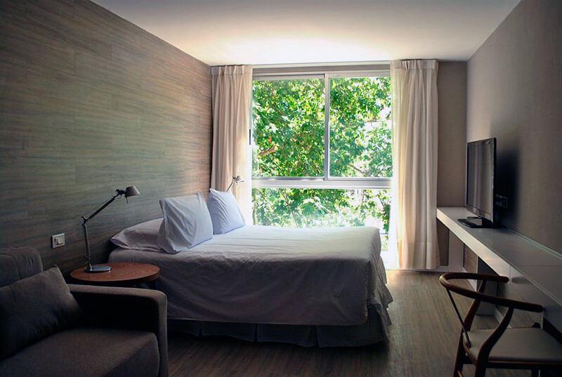 Hoteles en Montevideo