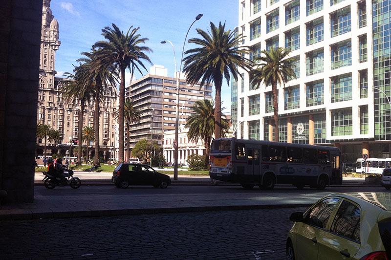 Paseos en Montevideo por la Ciudad Vieja